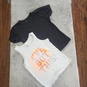 2/10$🎆 Boys 2 set Athletic Works Sleeveless Short